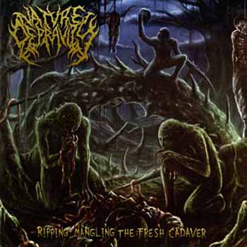 NatureDepravity - Ripping Mangling the Fresh Cadaver