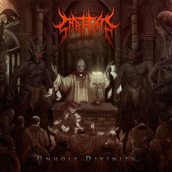 Sabaoth - Unholy Divinity