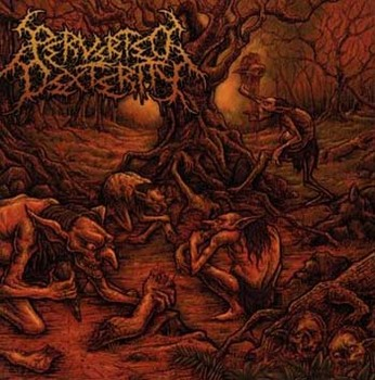 Perferted Dexterity - Primitive Scene of Inhumanity
